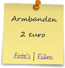 Post-it armbanden
